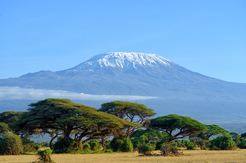 Mount Kilimanjaro climb for multiple myeloma