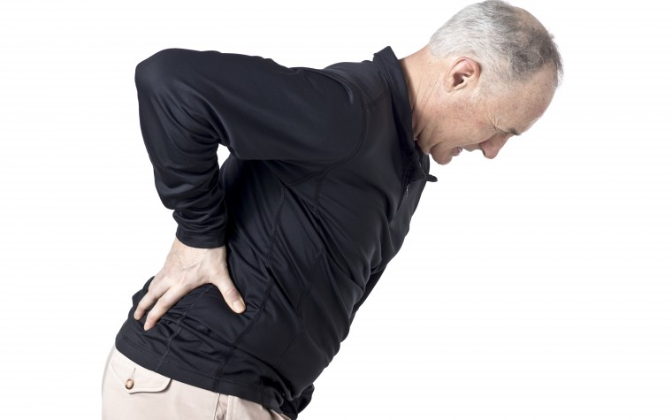 Back pain symptom of myeloma